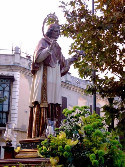 San Carlos Borromeo (La Carolina)