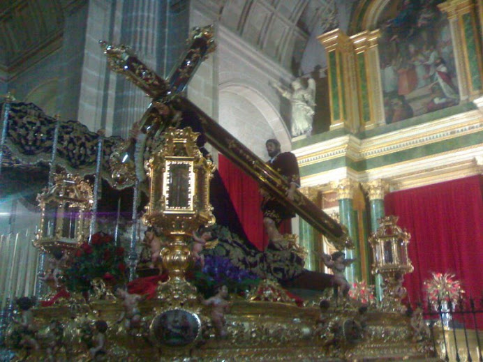 "Ntro. Padre Jesus Nazareno (Jaen) ""El Abuelo"""