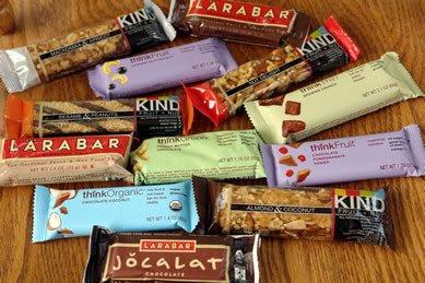 Gluten Free Blog: Gluten-Free Snack Bars Roundup