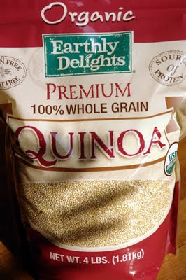 Quinoa  Gluten-Free Super-Grain  now at CostCoQuinoa Rice Costco