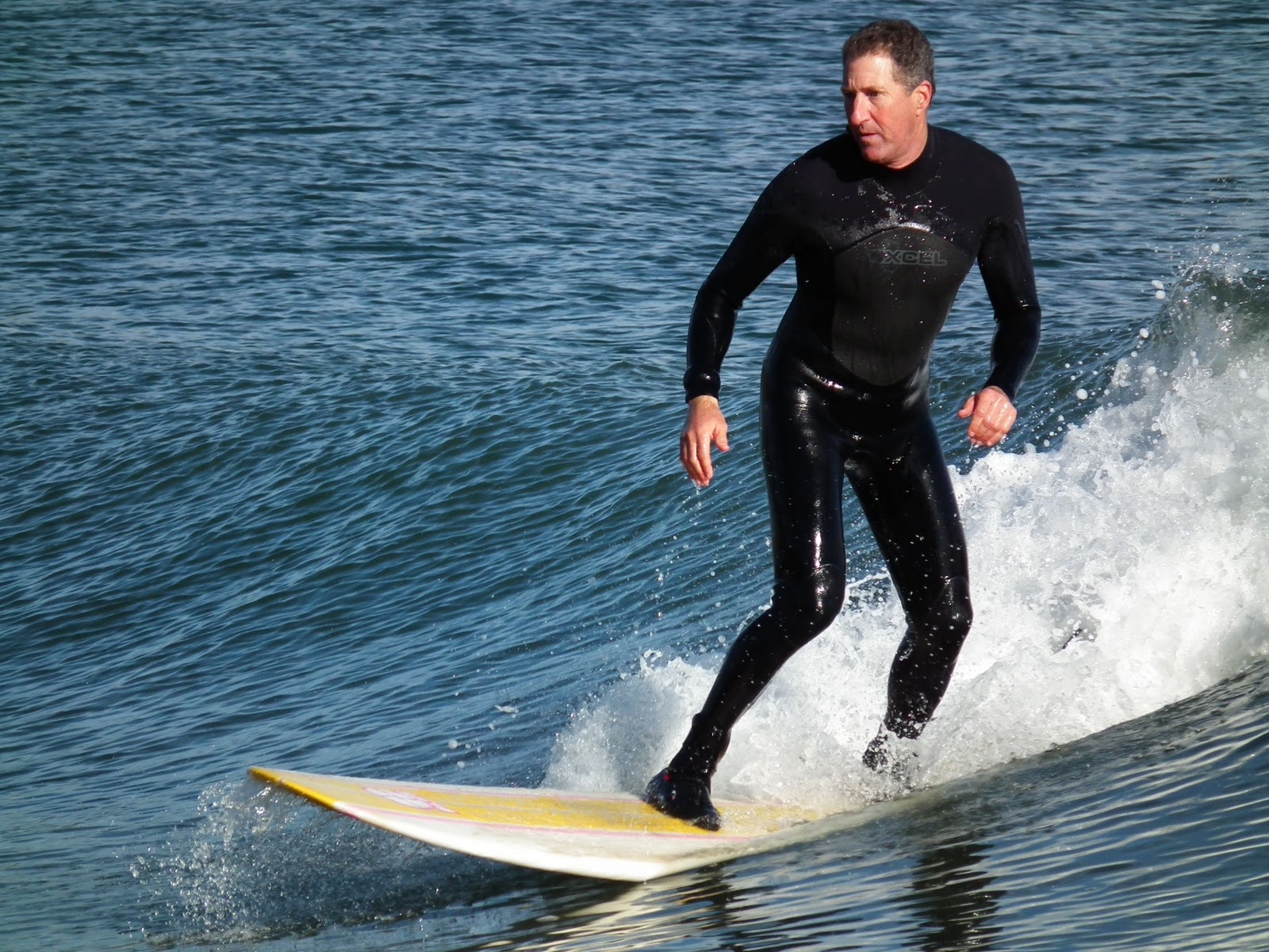Outdoors nm surf fishing in california eases winter blues for Surf fishing northern california