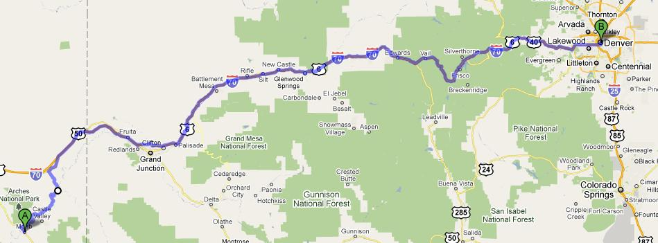 i 70 highway map images reverse search