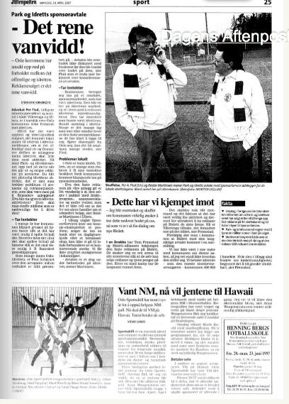 Tennis,Loping, Drill, Cheerleading og Barseltrim u2026 1993 2008 AktivMamma