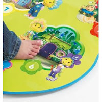 Fifi And The Flower Tots Learning Floor Mat Brandedtoys