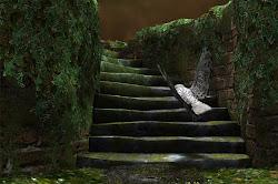 Se podemos voar por que acompanhar uma escada??