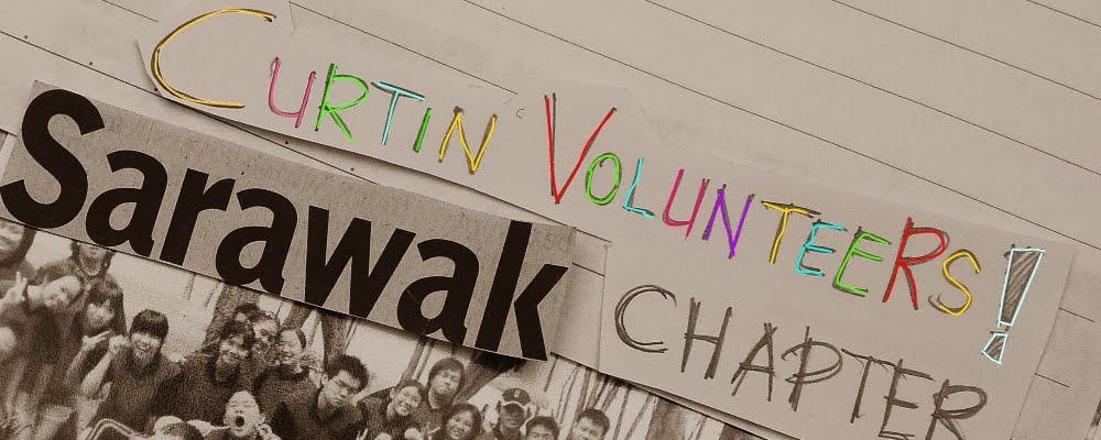Curtin Volunteers! Sarawak Chapter