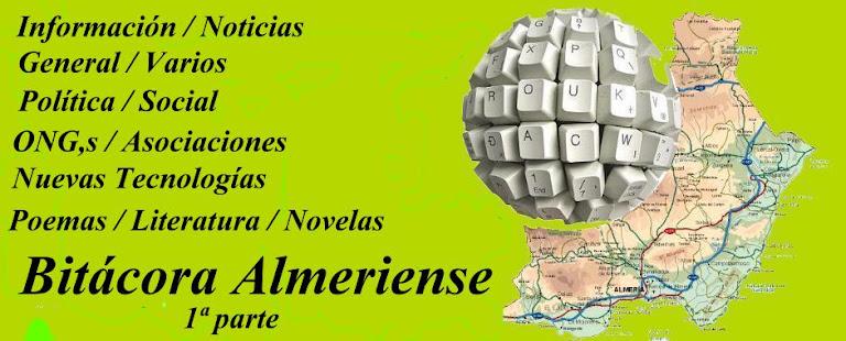 Bitácora Almeriense 1º