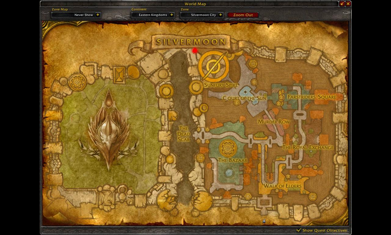 WoW Screenshots: How to travel from Eastern Kingdoms to Kalimdor