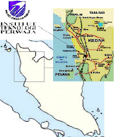 Lokasi GMTt Gurun Kedah