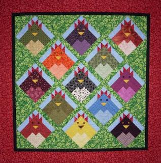 KES Quilts: Chickens! : petaluma quilt guild - Adamdwight.com