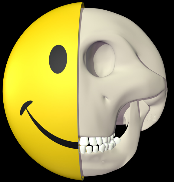 Creepy smiley faces images amp pictures becuo