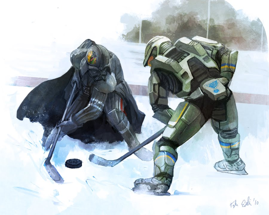 Darth Vader vs. Master Chief