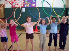 Rhythmic Gymnastics!