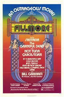 FILLMORE - LAST DAY OF THE FILLMORE (1972)-(DVD)-2009