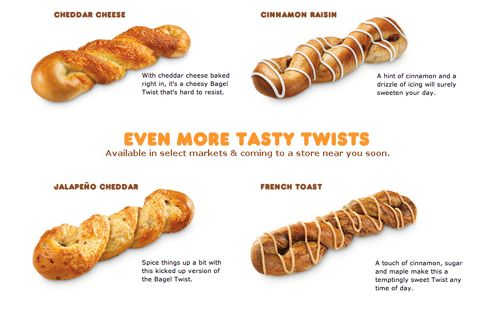 Cinnamon Raisin Twists Recipes — Dishmaps