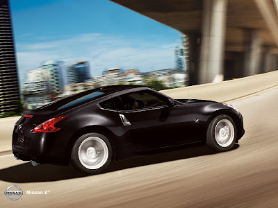 Nissan 370z Wallpaper Black. Info and Pictures from Nissan