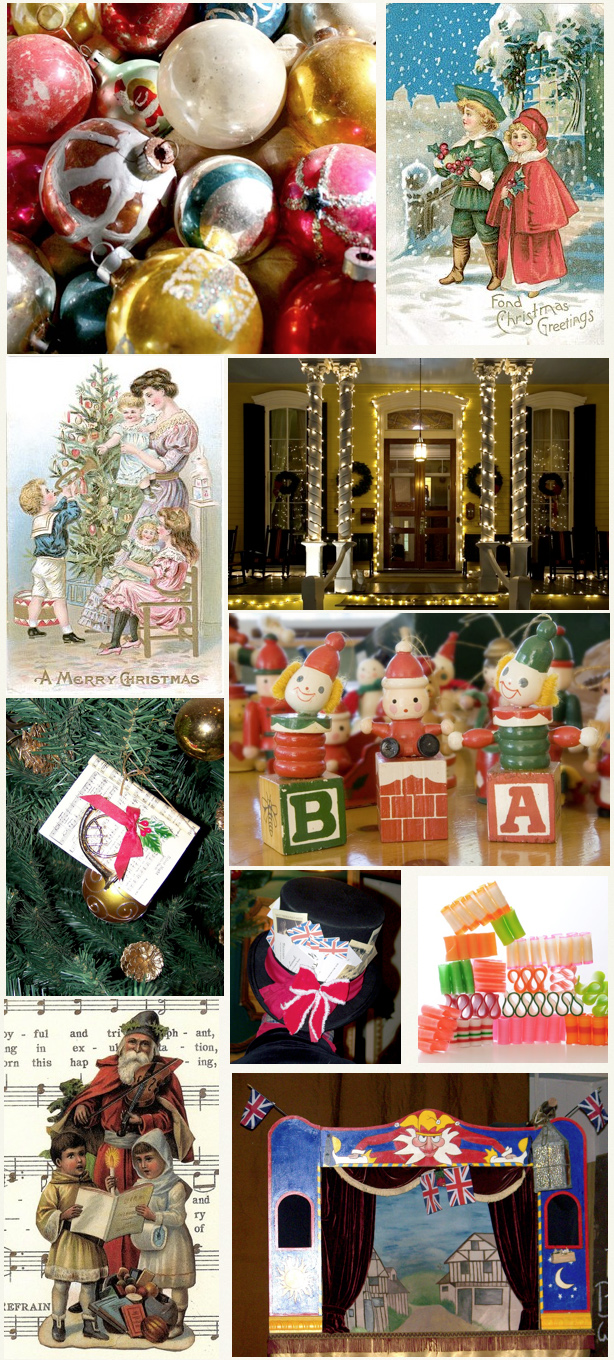 Old Fashioned Country Christmas Decorating Ideas For Real
