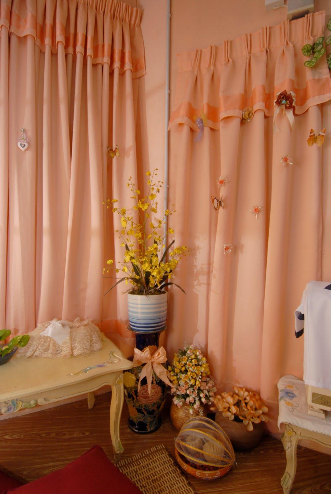Karyalangsir Rekaan Langsir Box Pleat Curving | New Style for 2016 ...