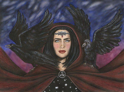 Morrighan: The Morrigan