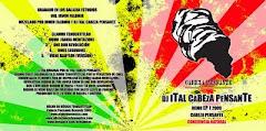dj ITAL cabeza pensante demo EP 1 2009 CONCIENCIA NATURAL.