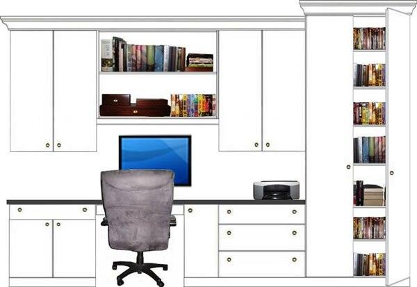 Fotos de muebles de computadora imagui for Muebles para computadora