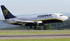 We vliegen terug met RyanAir