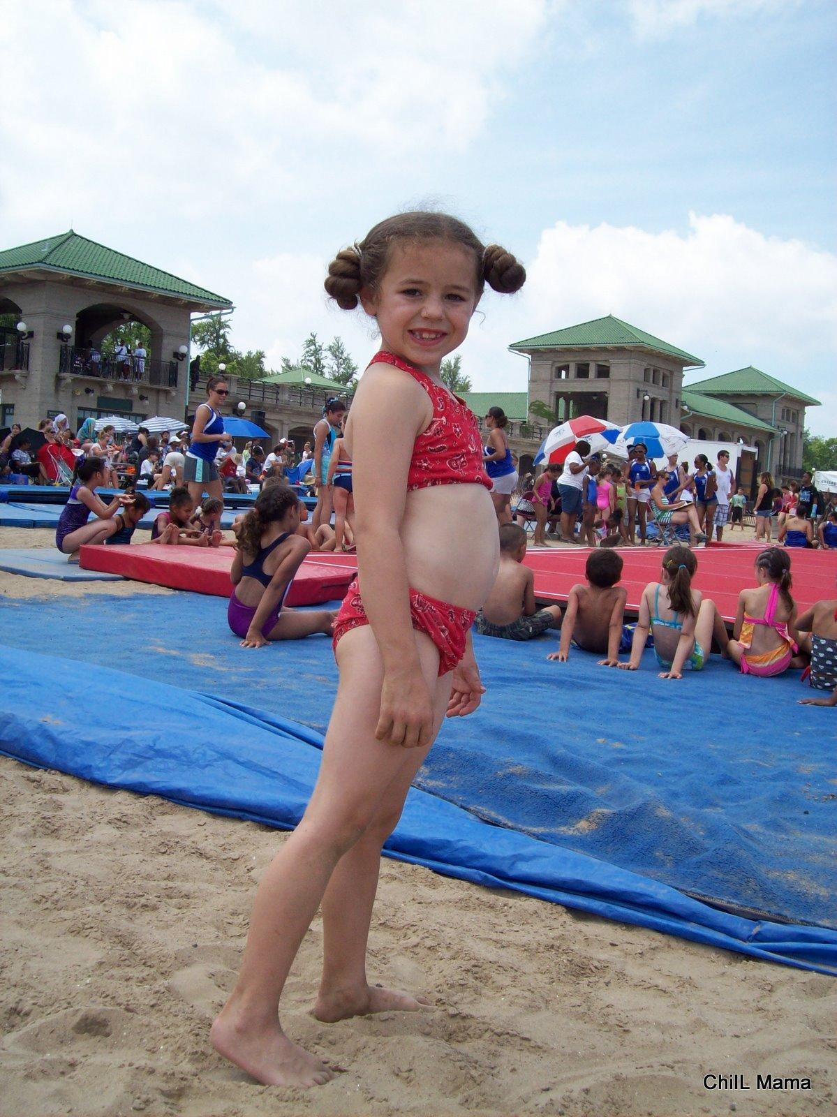 Chiil Mama Abc Wednesday G Is For Gymnastics