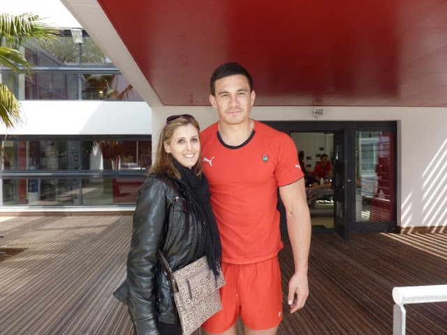 Sonny Bill Williams: Photos from We Support Sonny Bill from Charlène Bozzi