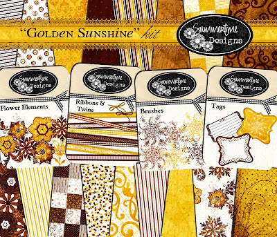 http://summertimedesigns.blogspot.com/2009/08/golden-sunshine-kit.html