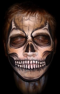 Halloween Face Painting ( 2 )