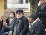 Francis Ford Coppola en La Colifata