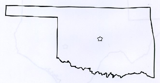 oklahoma state flag coloring pages - photo #30