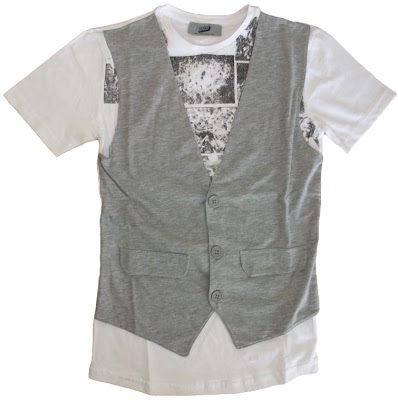 Yelekli Tshirt Modelleri