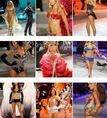 angels5 - Victoria Secret's miami defilesi resimler yeni sezon 2009 victoria secret