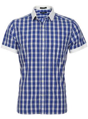 Yazlık erkek gömlek modelleri