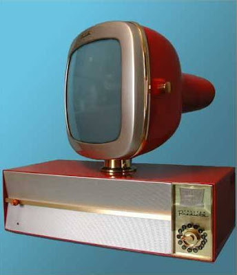 Predicta, vintage TV set