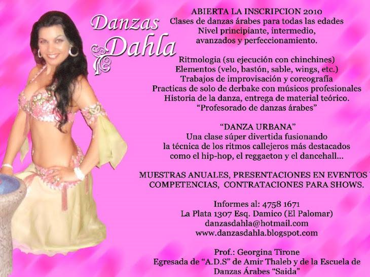 Danzas Dahla