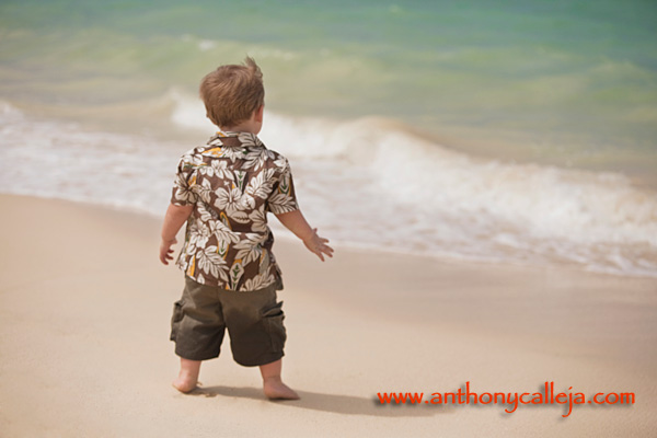 Hawaii Baby Photography