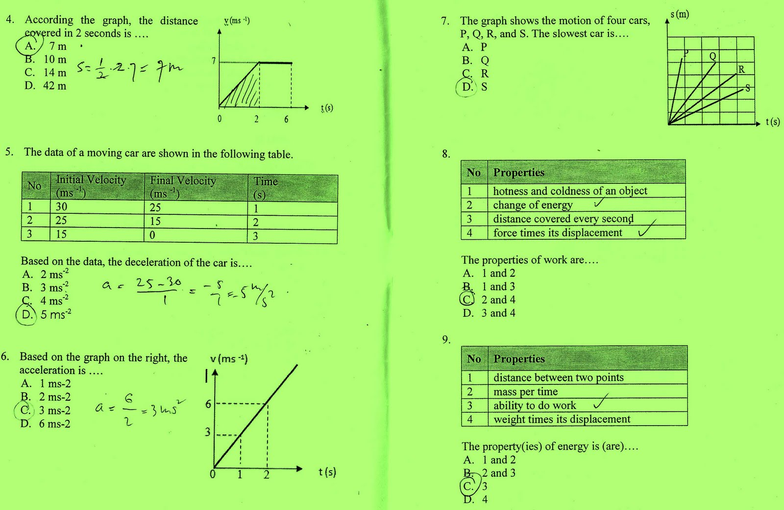 ptk matematika smp kelas 7 2mapa org tebo materi pelajaran matematika