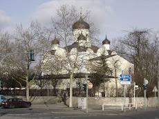 Russische orthodoxe Auferstehungs-Kathedrale in Berlin