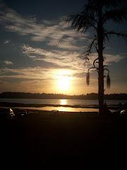 Amo pôr-do-sol