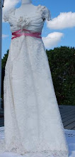 Lanligt brudklänning design Jenny hoberg