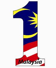 Kami menyokong 1 Malaysia!!!