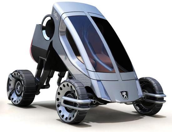 New inspiration design concept car