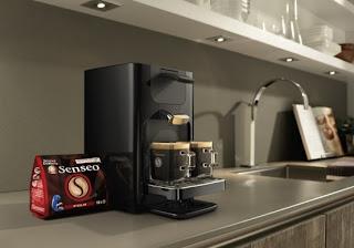 Modern Home Coffee Machine Design