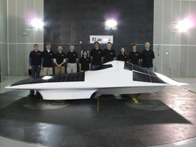 Design Concept Solar Cars in Lancaster for Future