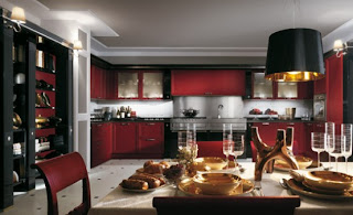 Famous Modern Design Classic Kitchens Decoration