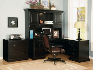 Modern Design Home Office Furniture For Forest Glenn L Shaped Desk