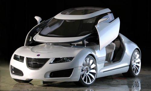Autocar Imporan: Saab Aero X Concept Car