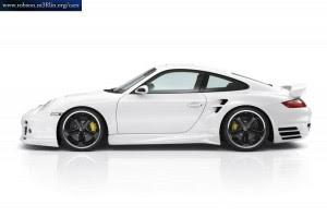 Concept Car 2006 Porsche 911 Turbo 997 with TechArt Tuning